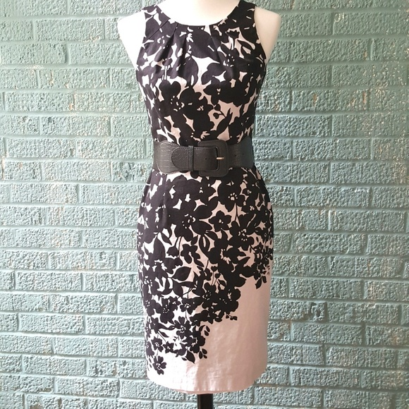 e4690458 White House Black Market Sleeveless Sheath Dress. M_5b10591c3a112e94c30e6985